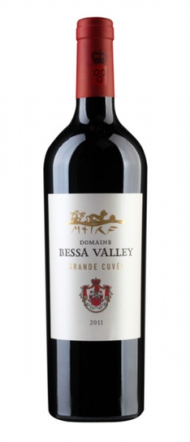 червено вино Енира Гранд Кюве 2013 г. 0,75л. Беса Валей, България